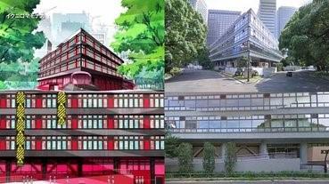 由外國人選出的「日本的150處動畫聖地」