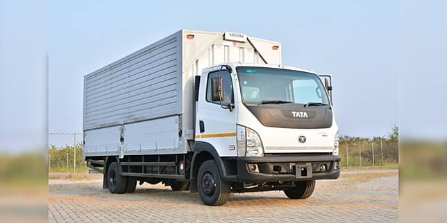 Truk Tata Ultra 1014 (Istimewa)