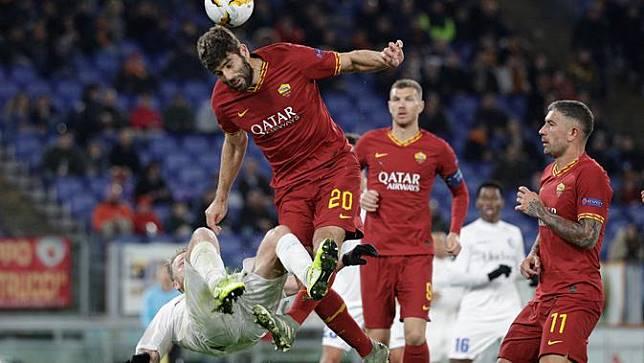Gol Tunggal Carles Peres Bawa AS Roma Taklukkan Gent