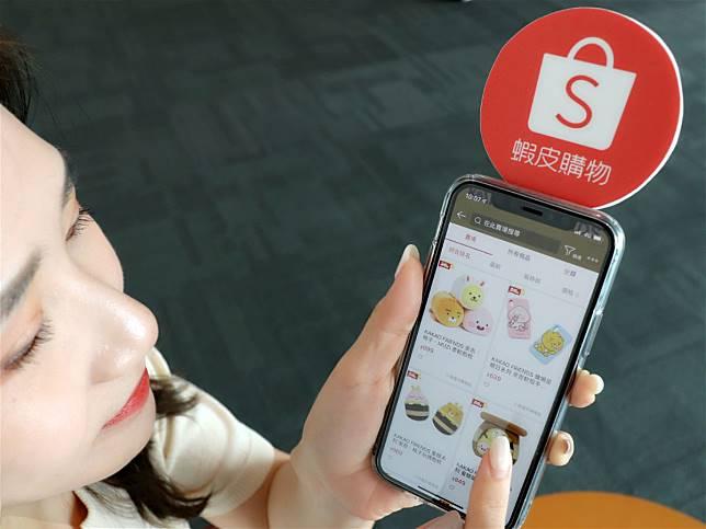 新聞照片4_蝦皮購物「10.10品牌加倍慶」再加碼,「KAKAO FRIENDS」及「新世紀福音戰士」強勢進駐開店