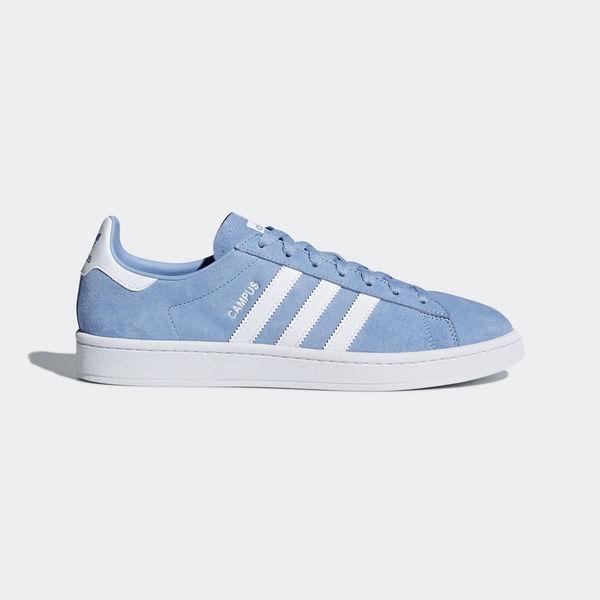 Adidas Originals Campus [DB0983] 男鞋 運動 休閒 經典 柔軟 舒適 百搭 愛迪達 水藍