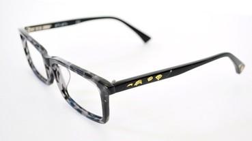 日本職人手作 創新推出金箔系列手工眼鏡