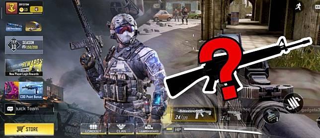 10 Senjata COD Mobile Terbaik & Tersakit Pilihan Pro Player | One Hit Kill!