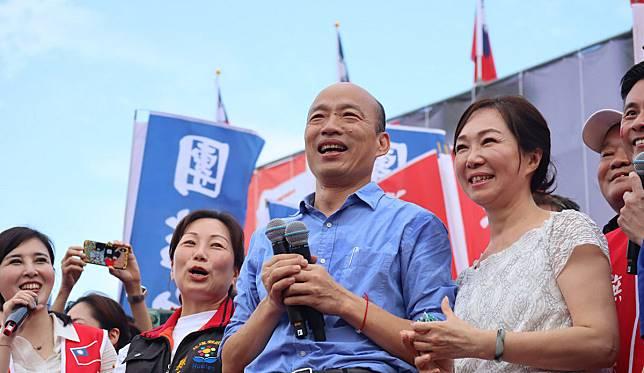 ▲高雄市長韓國瑜。(圖/ NOWnews 攝影中心)
