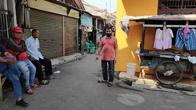 Terekam CCTV, Ini Penampakan Perempuan Penculik Balita di Pesanggrahan
