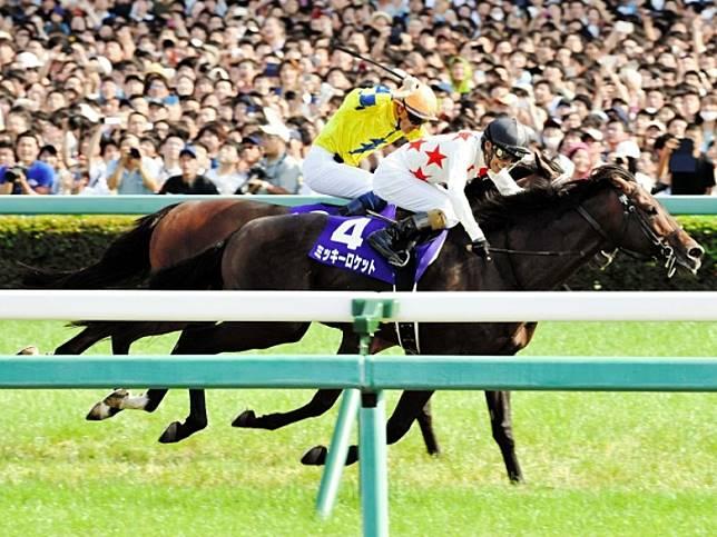 寶塚記念是日本一年一度的賽馬盛事,在兵庫縣的阪神競馬場舉行,今年舉行日期為6月23日。(互聯網)