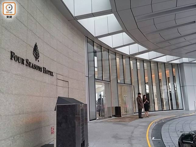 今日公布確診感染武漢肺炎的個案,曾逗留四季酒店。
