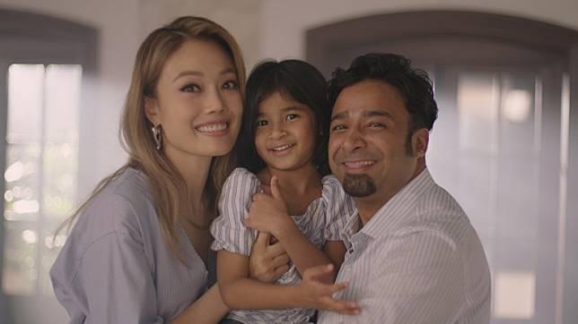 印度裔演員陳振華做任何事都唔放棄。