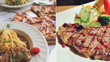 【美食案內帖】全台大份量「情侶約會義式餐廳」 形象先擺一邊吧!