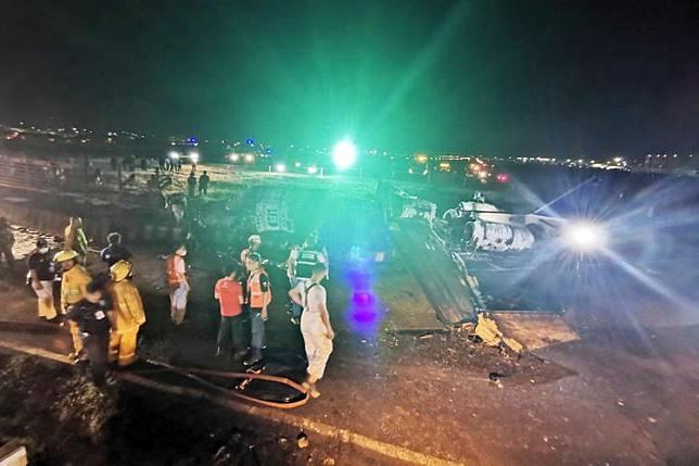 Pesawat Lionair Filipina Bawa Tenaga Medis Corona Jatuh, 8 Orang Tewas