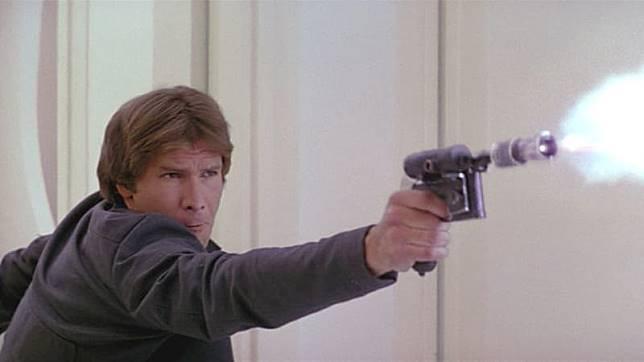 Blaster Pistol di 'Star Wars'. (Foto: Star Wars)