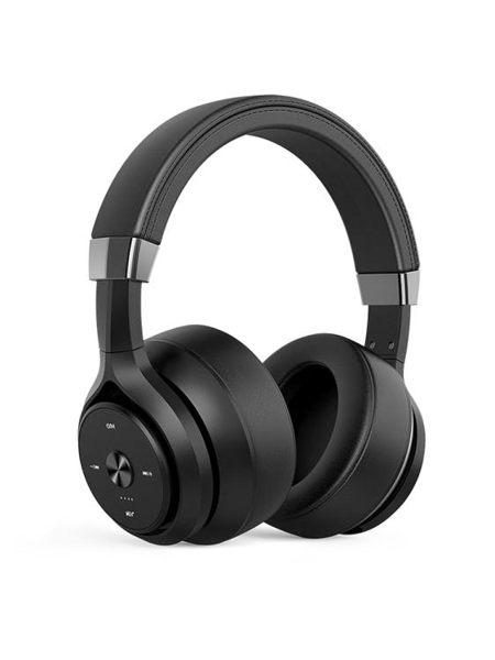 品存P28S降噪耳機頭戴式藍牙四核雙動圈帶麥無線音樂手機電腦監聽 名購居家