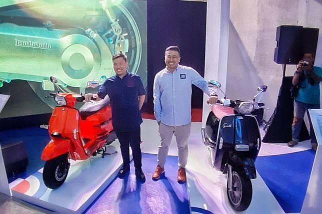 Lambretta Indonesia hadirkan dua varian V-Special