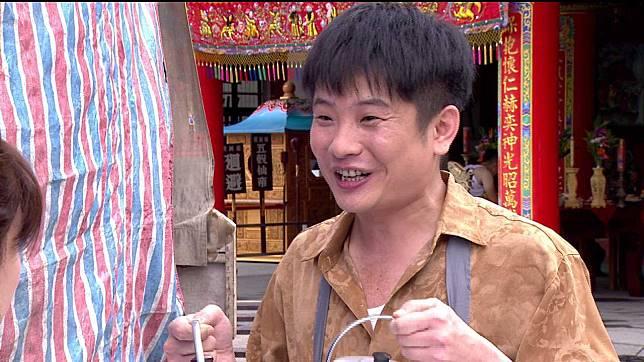 ▲蔡佳麟參與《大時代》演出。(圖/民視提供,2018.06.21)