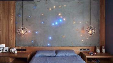 用一面牆紀念生活!明信片、相片、星座牆… 6 款超浪漫的牆面設計