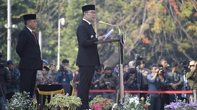 West Java Governor Ridwan Kamil. Photo: West Java Government