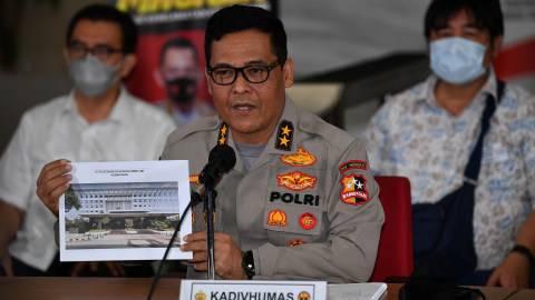 Polisi Dalami Motif 2 WNI Buat dan Unggah Video Parodi 'Indonesia Raya'