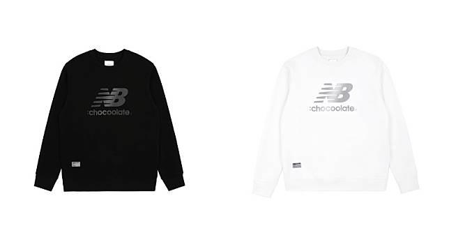 :CHOCOOLATE x New Balance Sweater(互聯網)