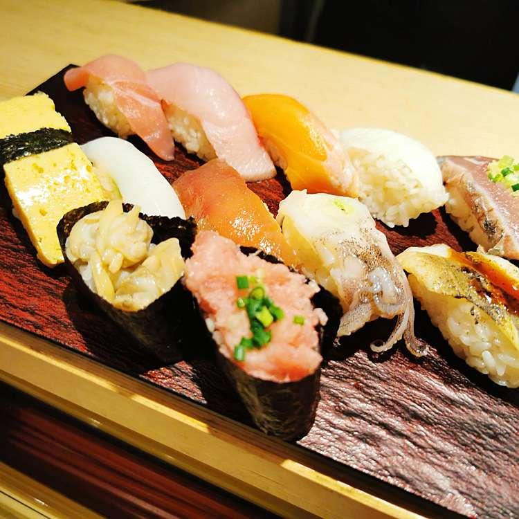 立ち寿司横丁 新宿西口