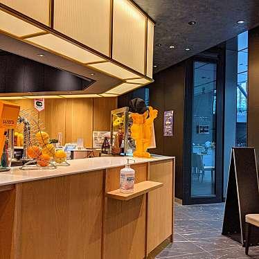 実際訪問したユーザーが直接撮影して投稿した西新宿カフェデルアジュールの写真