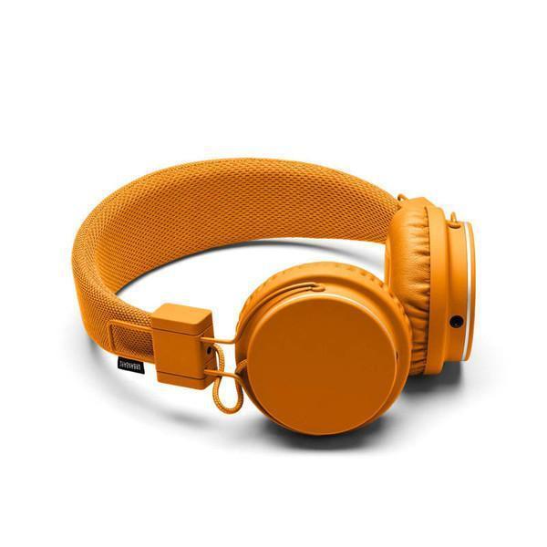 【預購】Plattan時尚耳罩式耳機 - 營火橘