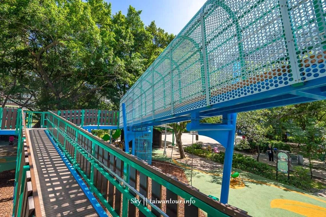 前港公園共融兒童遊戲場通道1