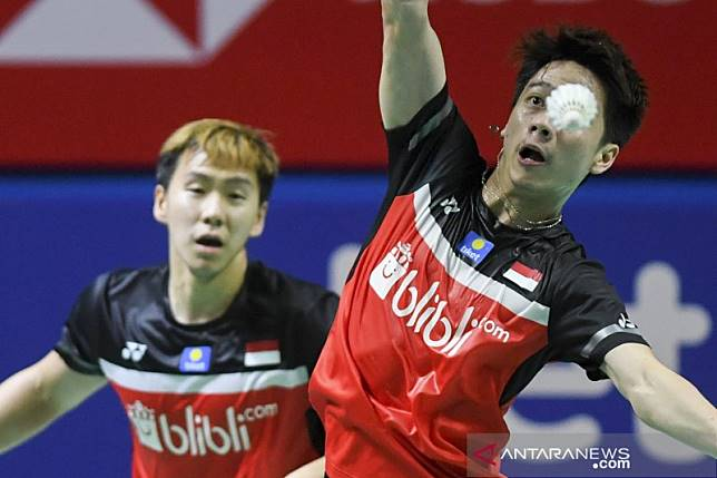 Jadwal final Indonesia Open 2019