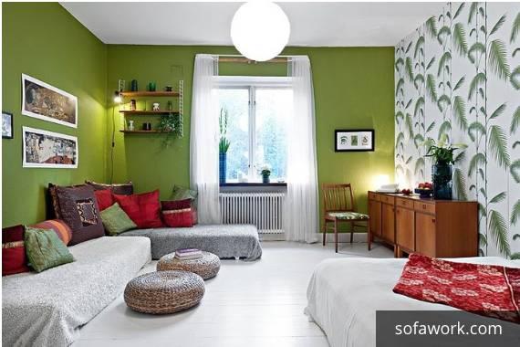Mengganti Sofa Salah Satu Ide Renovasi Ruang Tamu Yang Bisa Diterapkan