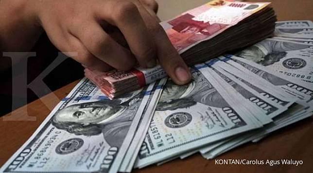 Cek Kurs Dollar Rupiah Di Bca Hari Ini Senin 27 Juli 2020 Kontan Co Id Line Today
