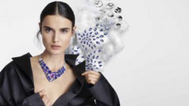 融合具象寫實與抽象美學!Cartier卡地亞[SUR]NATUREL頂級珠寶 演繹超現實工藝