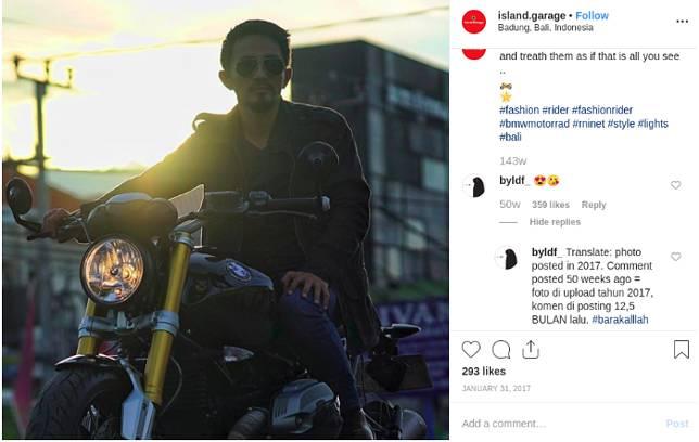 Klarifikasi Lola Diara/ Foto: Instagram