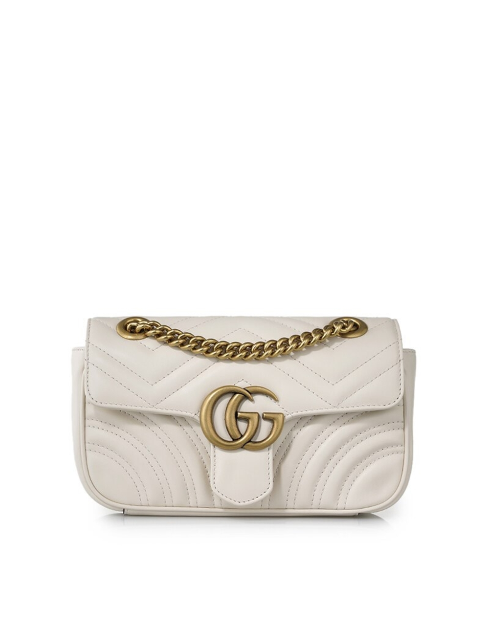 Gucci GG Marmont Matelasse迷你包 類別:女裝>包>單肩/流浪漢>單肩包 年份:假 顏色代碼(RGB代碼):#9c8e7e 尺寸信息:가로22cm세로13cm너비6cm(미니) 性別:女性 材質:小羊皮