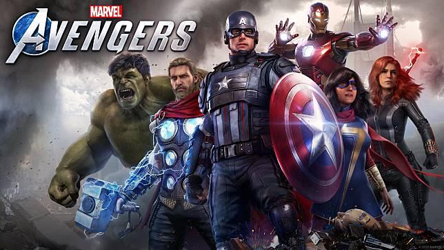 Marvel's Avengers Buka Pre-Order 01