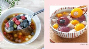 冬至特色湯圓推薦清單!罪惡內餡「黑糖流沙芝麻、珍珠奶茶、金沙芋泥」甜食控必吃
