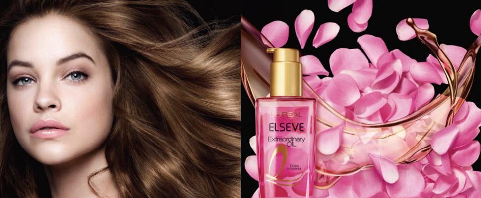 媲美沙龍等級享受,讓你呵護秀髮同時散發玫瑰香氛~