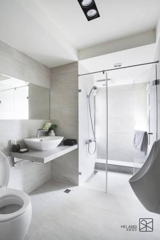 浴室泡澡區