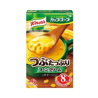 クノールカップスープ つぶたっぷりコーンクリーム 8袋入