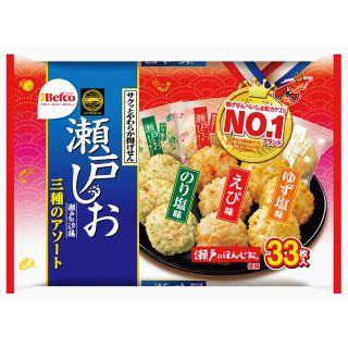 栗山米菓 瀬戸の汐揚アソート