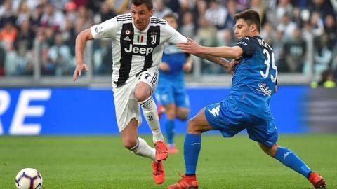 Tanpa Ronaldo, Juventus Susah Payah Kalahkan Tim Papan Bawah