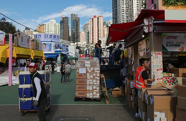 Hong Kong Brands and Products Expo to double number of security guards and check visitors before entry amid ongoing protests