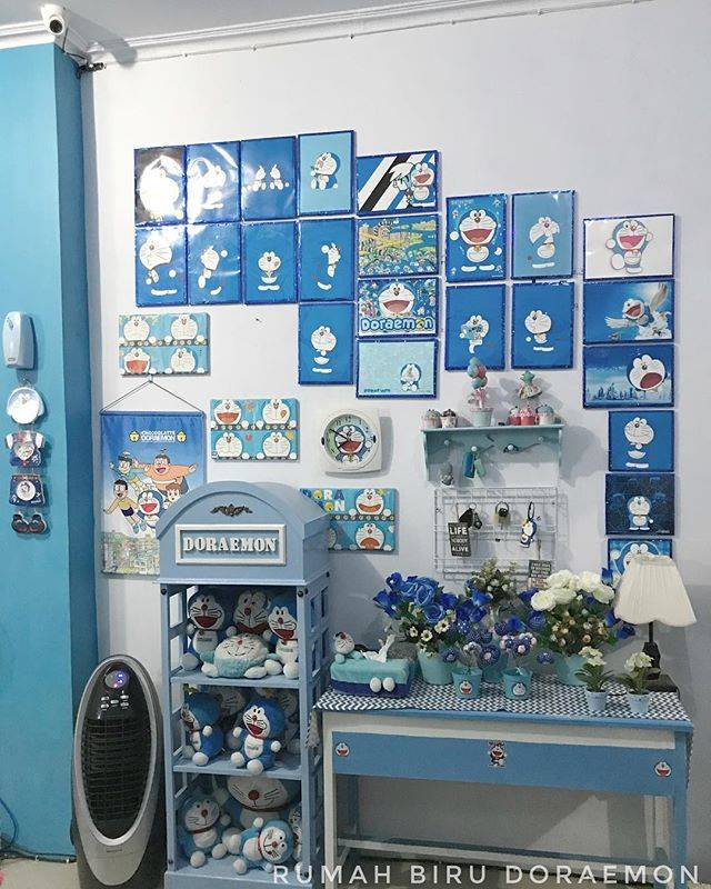 51 Gambar Rumah Doraemon Beserta Isinya Paling Keren