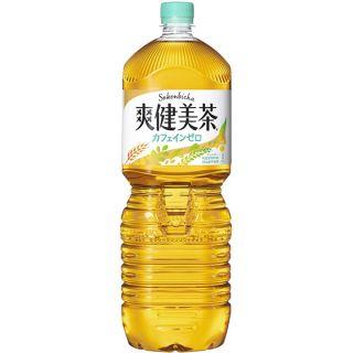 コカ・コーラ社 爽健美茶すっきりブレンド 2L