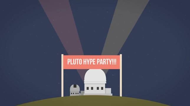 Walaupun begitu, tetap saja Pluto saat itu sedang tenar-tenarnya dalam dunia tata surya kita.. Namun nasibnya kini….