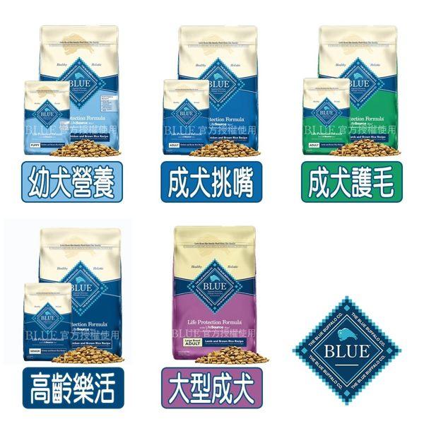 Blue Buffalo 藍饌北美銷售第一天然寵糧*n和你一樣,我們是毛爸媽,就是這麼單純和簡單。