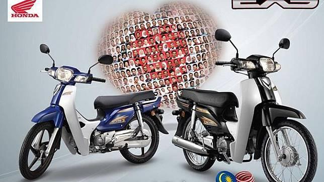 Honda Astrea Terlahir Kembali