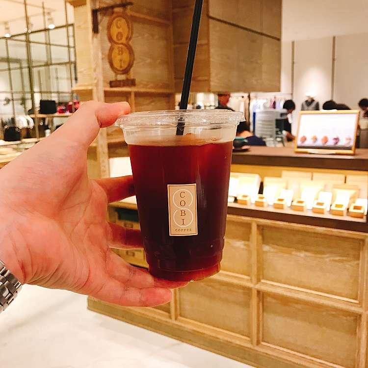 ユーザーが投稿したアメリカーノ (M)の写真 - COBI COFFEE box,コビ コーヒーボックス(新宿/コーヒー専門店)