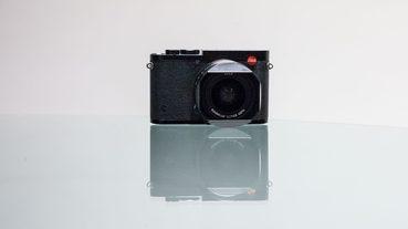 起點品物 / 誰跟你說 Leica Q2 是隨身機的