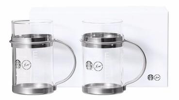 又是聯名又是限量,fragment design x Starbucks 這只能拿來收藏吧!