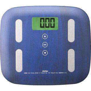 [dretec]体重体組成計