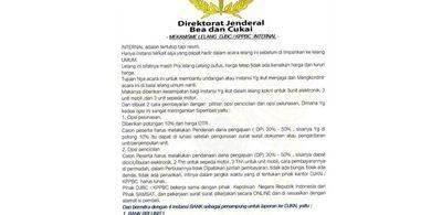 Beredar Pesan Lelang atas Nama Bea dan Cukai fb9a0ef59a
